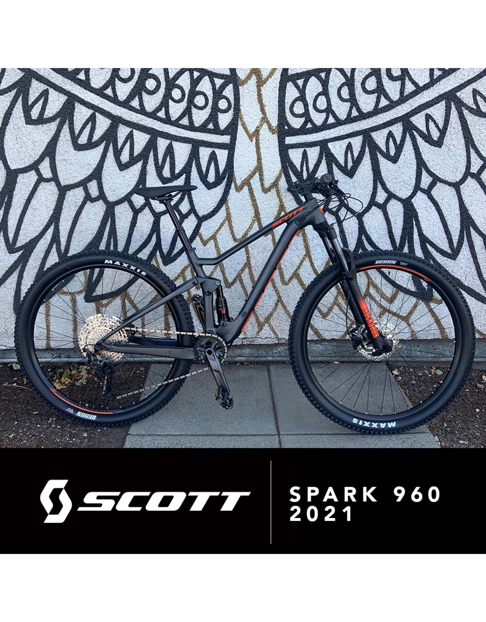 Scott 21 SPARK 960