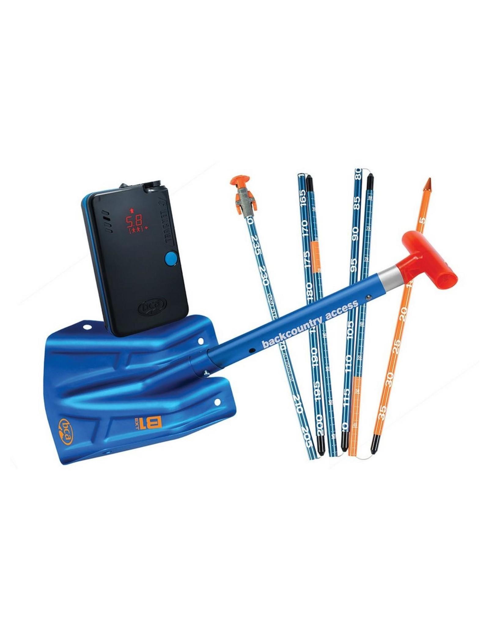 BCA Tracker S Rescue Kit