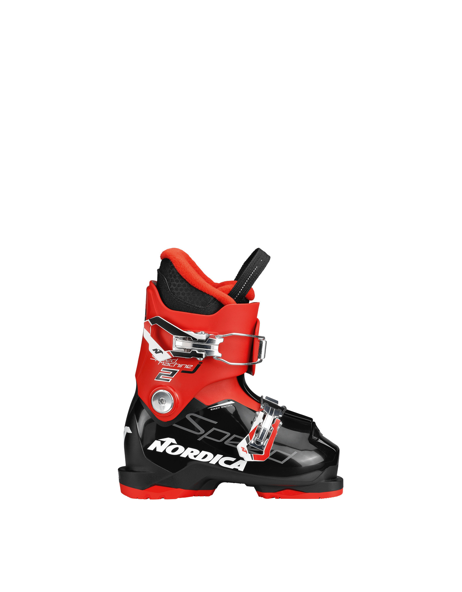 Nordica Speedmachine J 2 Blk/Rd 2021