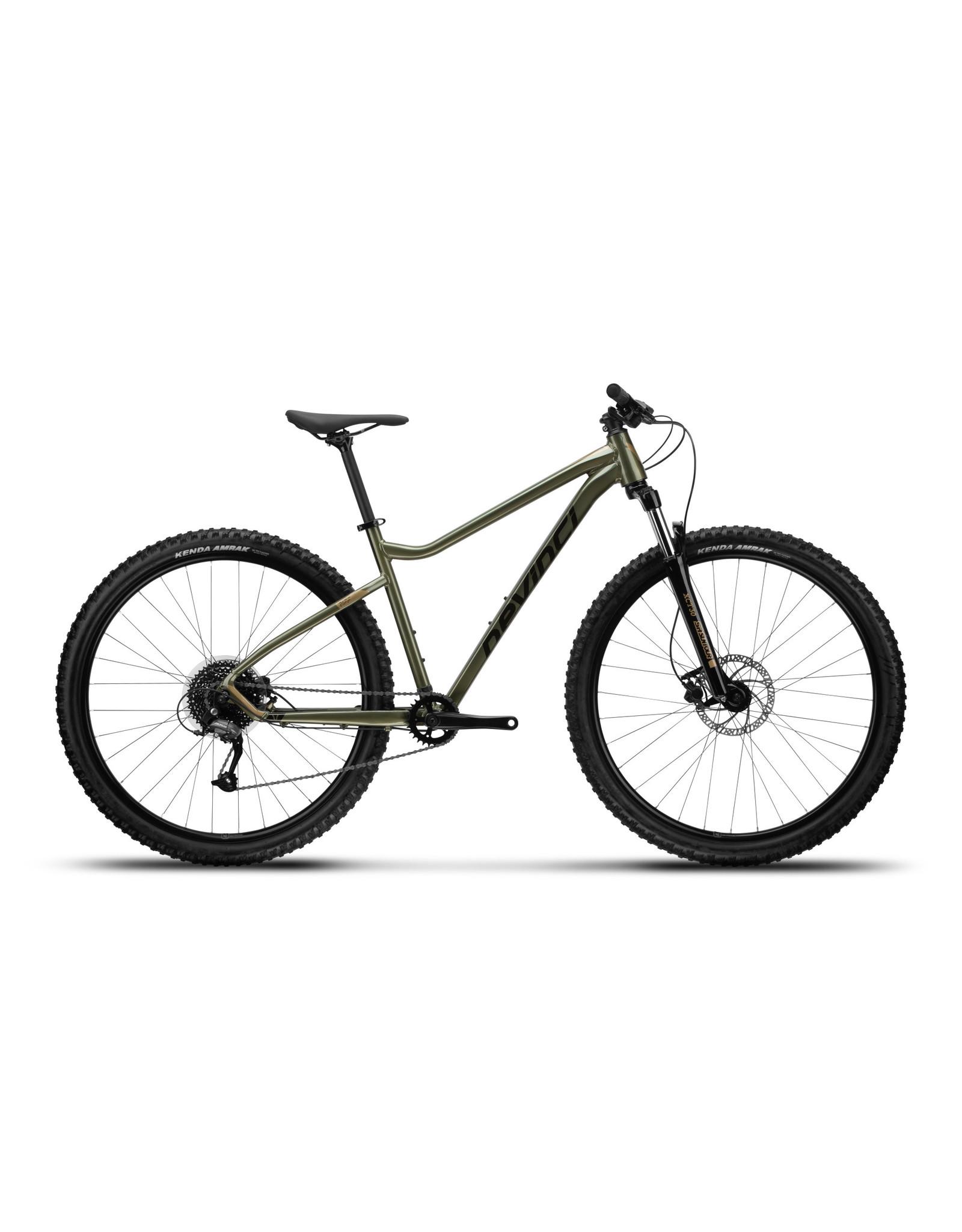 Devinci Riff Altus 9s Green Rockwood 2021