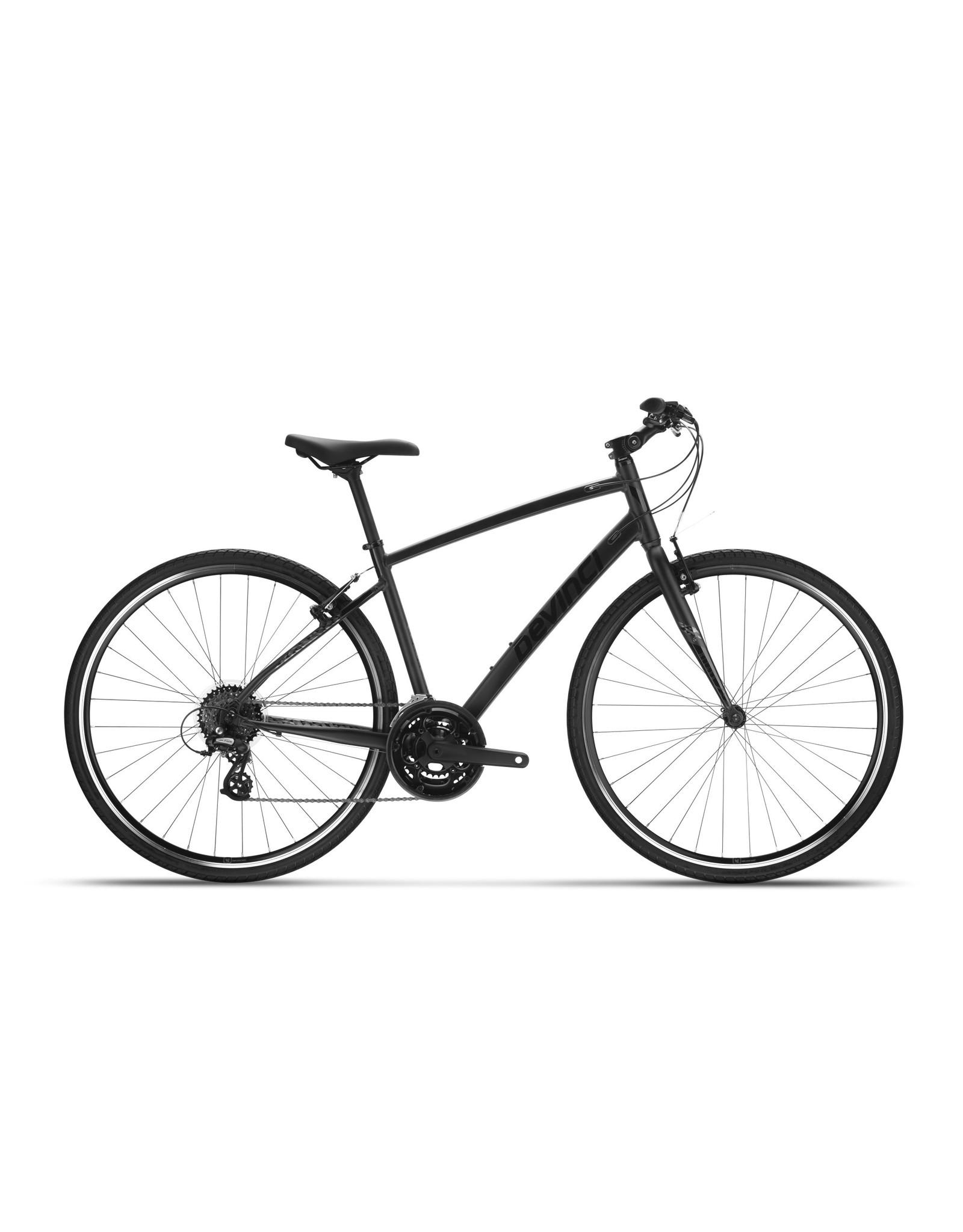 Devinci Milano Altus 21s Black Edition 2021