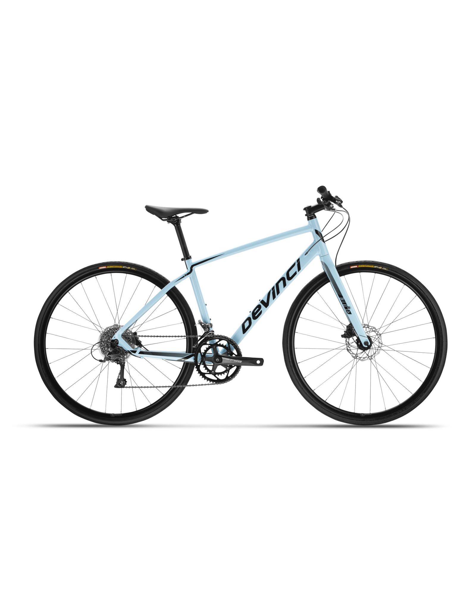 Devinci Hex Claris 16s Blue Andaman 2021