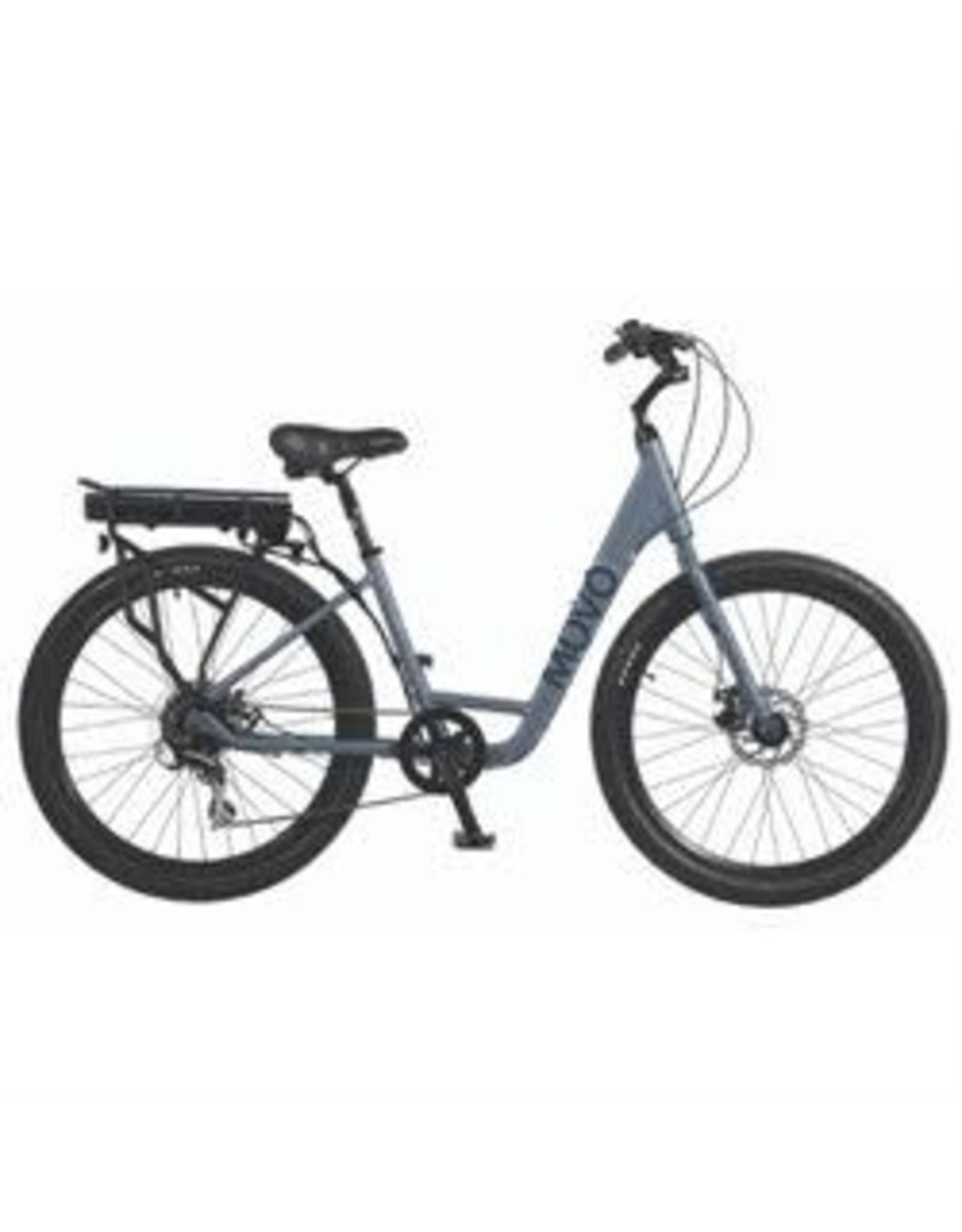 KHS Movo 1.0 E Bike Step Thru Country Blue 2021