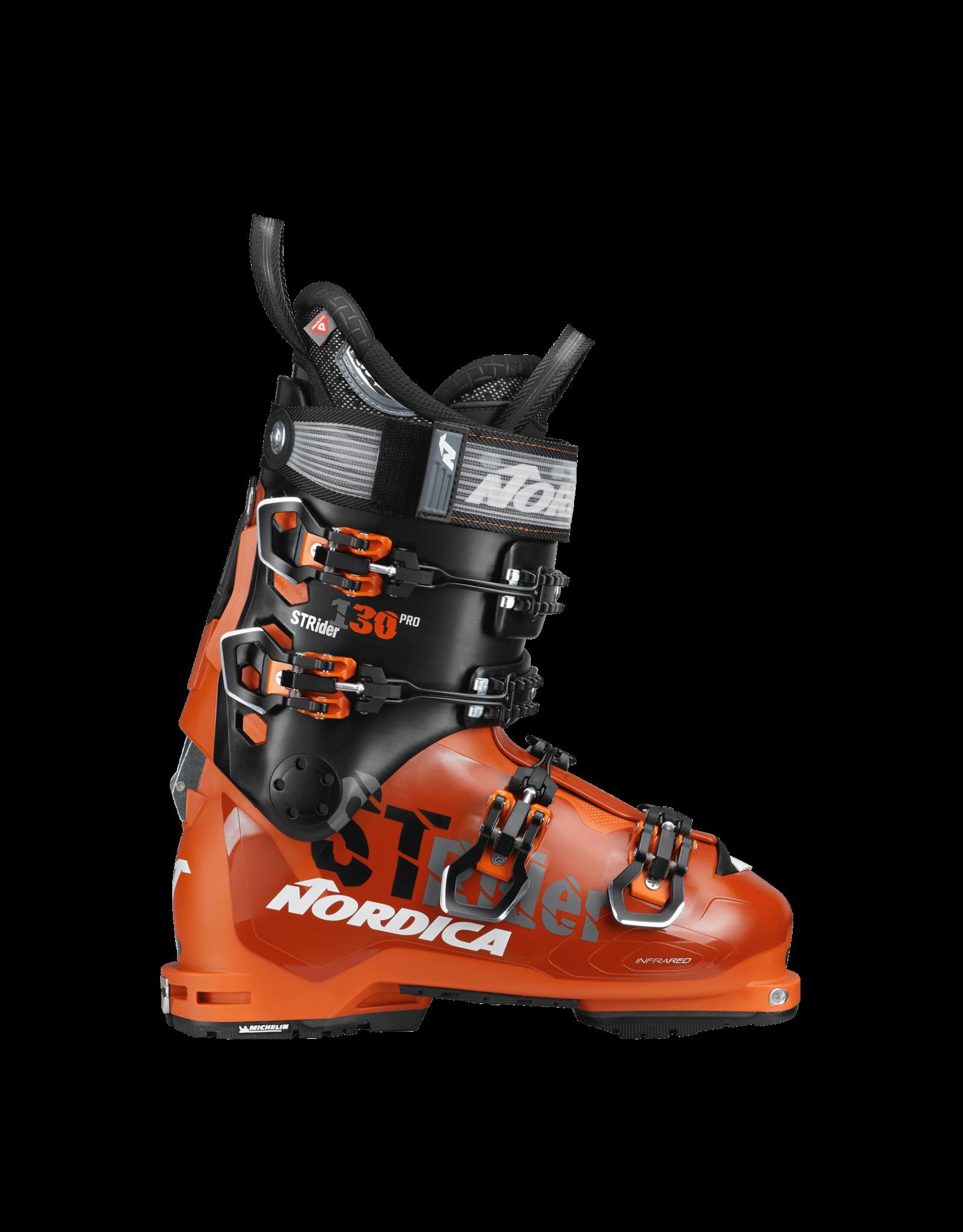 Nordica Strider 130 Pro Dyn Orange/Blk 2021