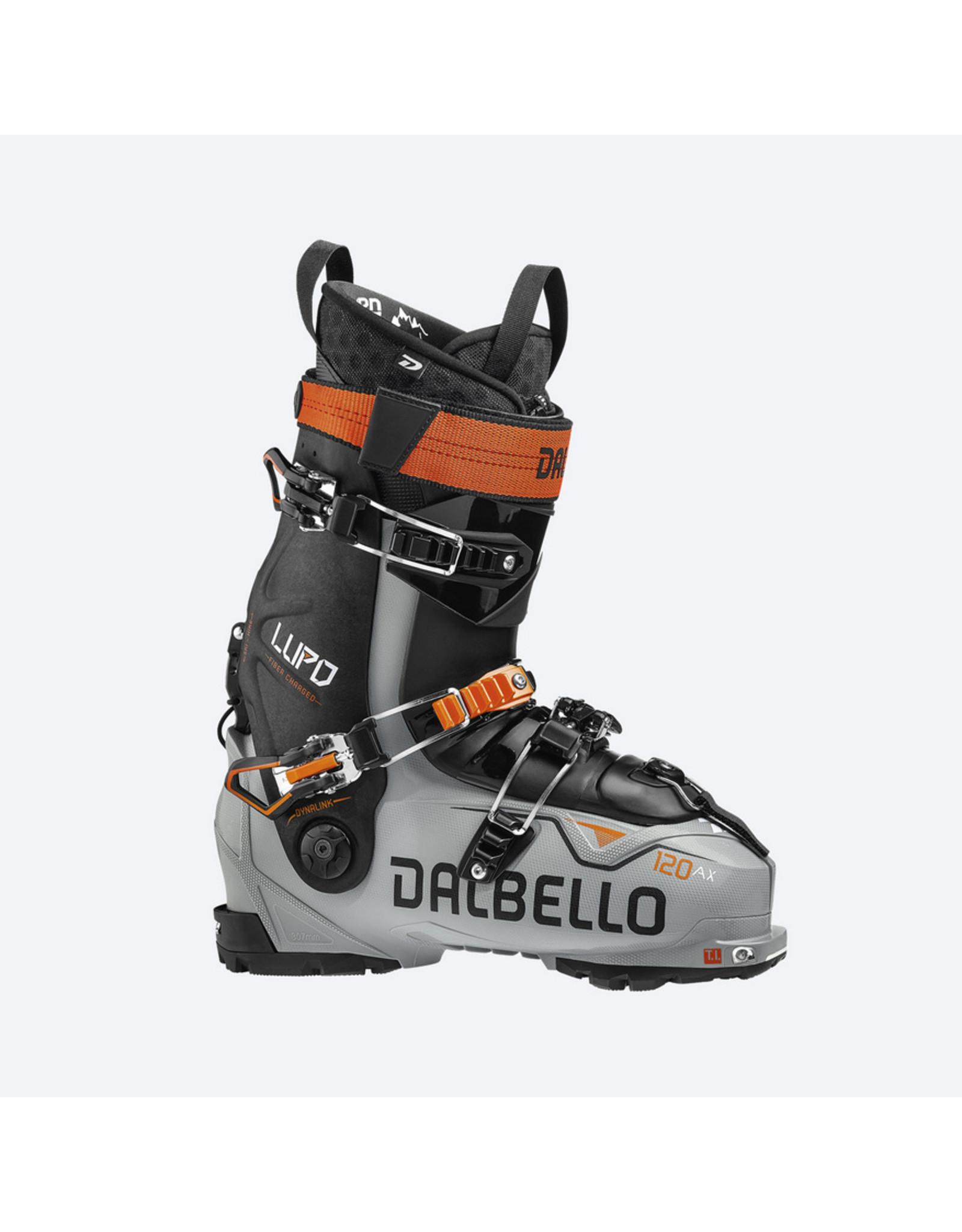 Dalbello LUPO AX 120 UNI GREY/BLACK 2022
