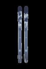 Nordica SANTA ANA 93 FREE FLAT BLUE-WHT 2022