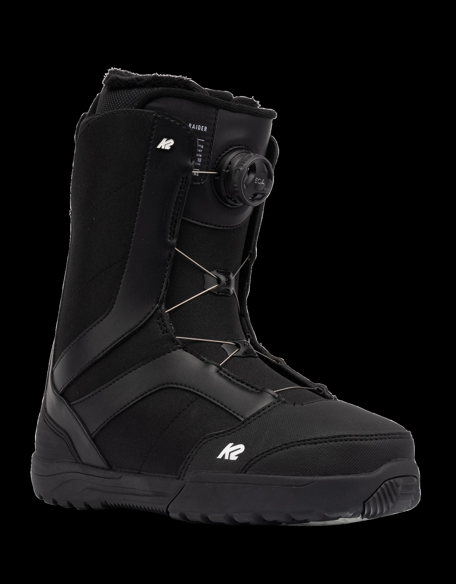 K2 RAIDER BLACK 2021/22