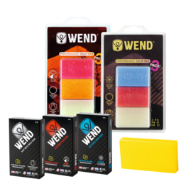WEND NF Performance  Wax 3pk