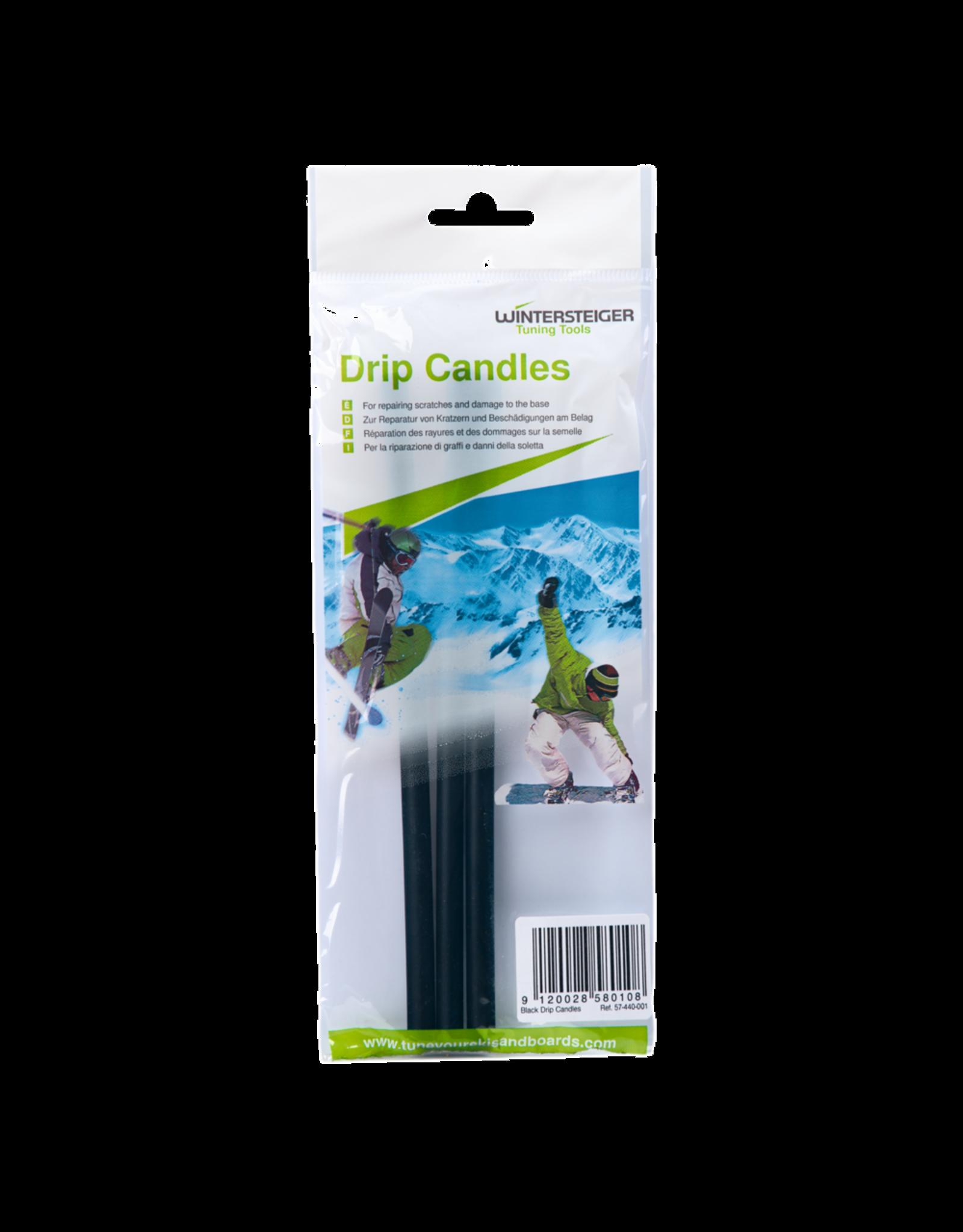 P-Tex Drip Candles, 3 pcs.