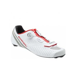 GARNEAU CARBON LS-100 II CYCLING SHOES BLANC/GINGEMBRE WHITE/GINGER 43