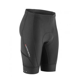 GARNEAU OPTIMUM CYCLING SHORTS NOIR BLACK M