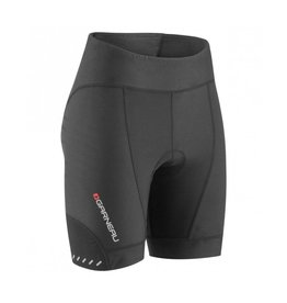 GARNEAU WOMEN'S OPTIMUM 7 CYCLING SHOR NOIR BLACK M