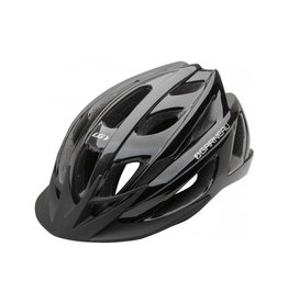 GARNEAU LE TOUR II CYCLING HELMET BLACK SM