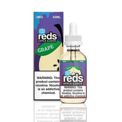 Reds Reds Grape Iced