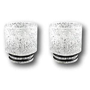810 Drip Tip Resin Silver