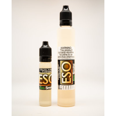Private Label ESO Hazel's Nut Custard