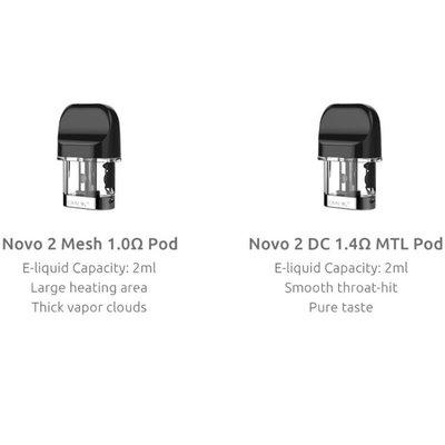 Smok SMOK Novo 2 Refillable 2ML Replacement Pods