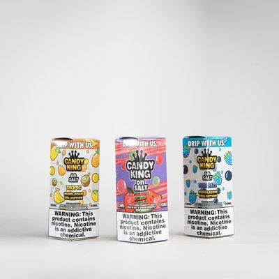 Candy King Candy King Nic Salt Tropical Bubblegum 30ml