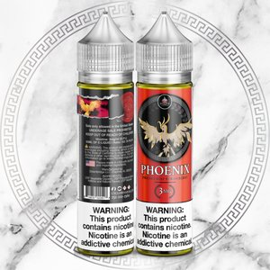 Cyclops Vapor Cyclops Phoenix 60ml