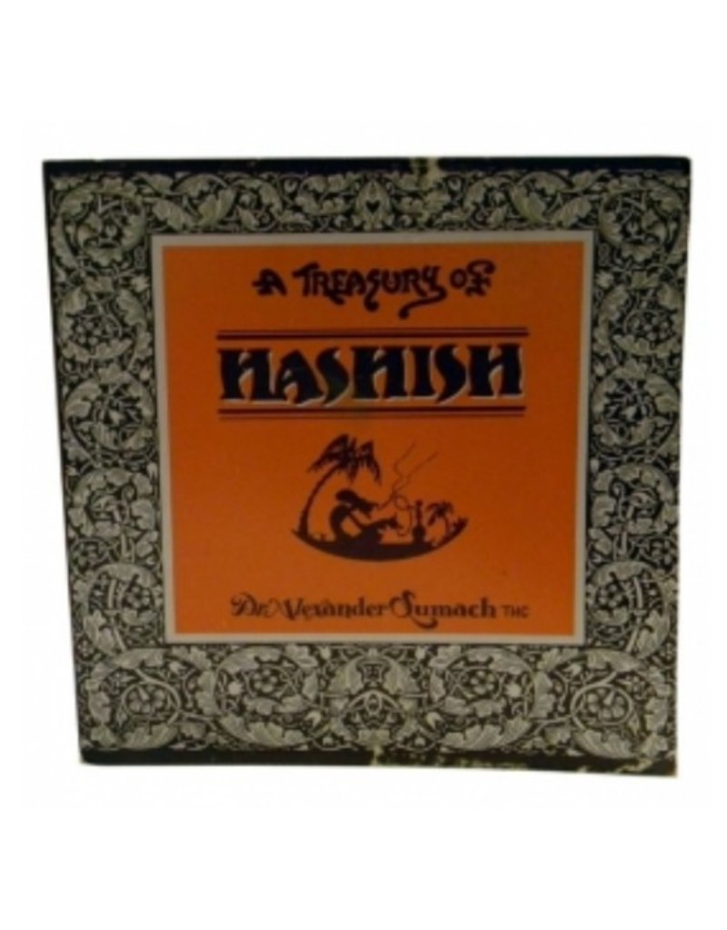 A Treasury Of Hashish Paperback