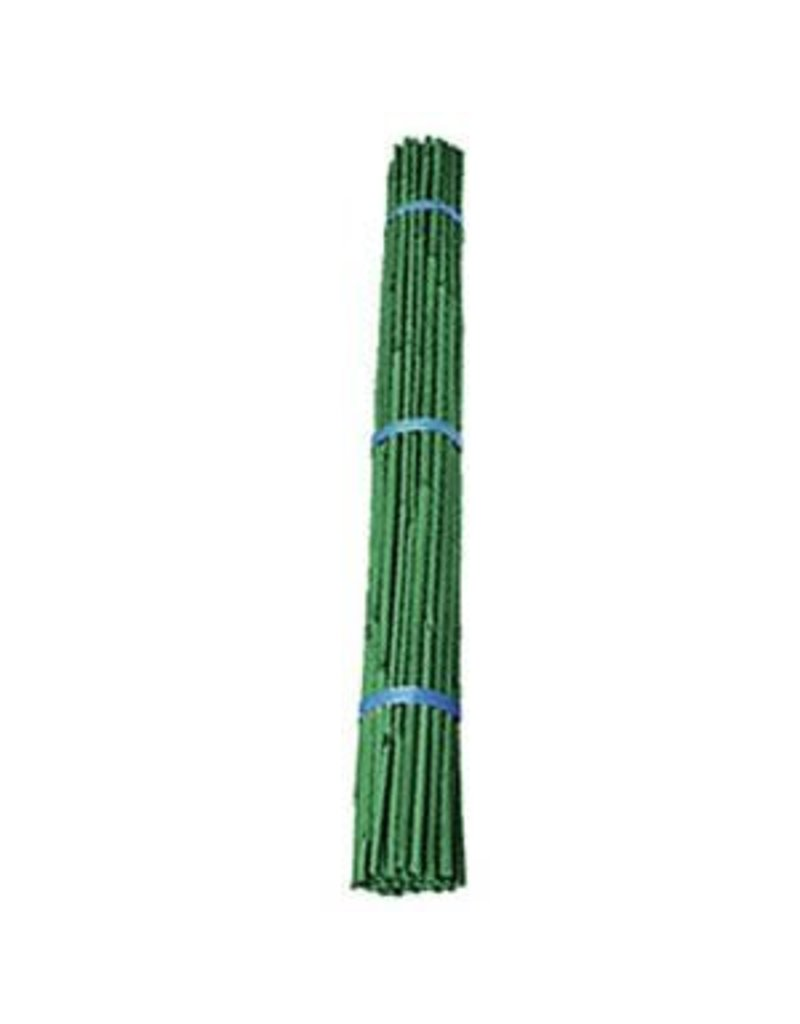 """Bamboo Green Stakes 6-8 mm 48"""""""