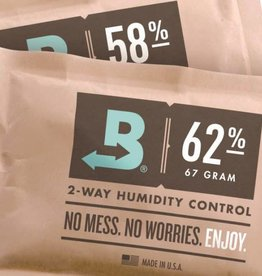 Boveda Boveda 60G Humidity Control Pack Cube 12/Box single