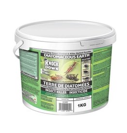 KnockDown KD Crawling Insect Diatomaceous Earth - 1 KG