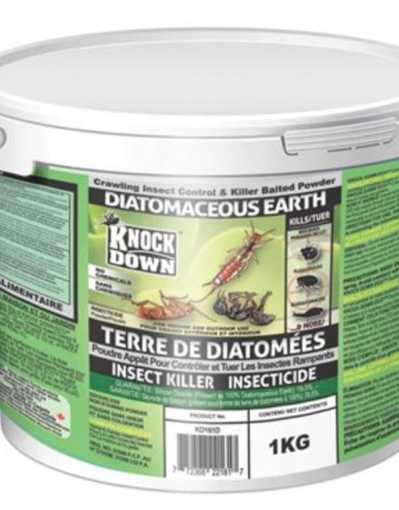 Knock Down KD Crawling Insect Diatomaceous Earth