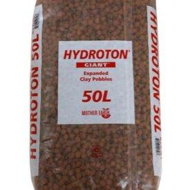 Hydroton Hydroton Giant 50 Liter (36/Pit)