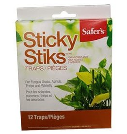Safers Safer's Sticky Sticks Traps 12/Pack