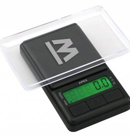Truweigh Truweigh Apex Digital Mini Scale - 1000g x 0.1g / Black