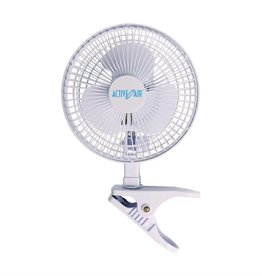 "Active Air Air King 6"" Clip On Fan"