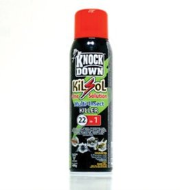 Knock Down KD 400g Kilsol One Solution Multi Insect Killer