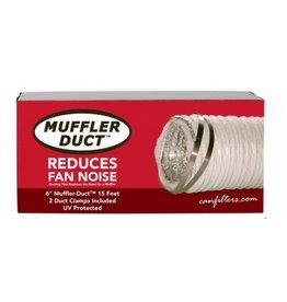 Can-Fan Can-Fan Muffler Ducting 6 in x 15 ft