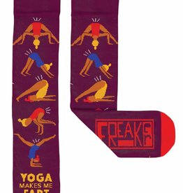 Freaker Socks Freaker Socks - Yoga Makes Me Fart