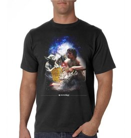 Stonerdays Men's Yoda X Skywalker OG Tee - Large