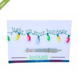 Kushcards KushKards Light  Up The Holidays