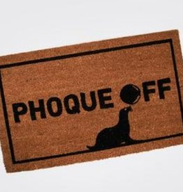 Main and Local Phoque Off Door Mat