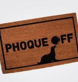 Main and Local Phoque Off Door Mat