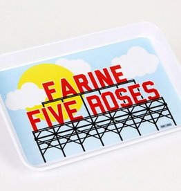 Main and Local Farine Five Roses Tray