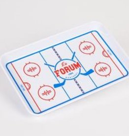 Main and Local Montreal Forum Tray