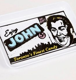 Main and Local John Candy Tray
