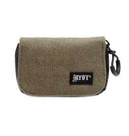 Ryot Ryot Krypto Kit - Olive, w/ Smellsafe Technology