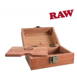Raw Raw Rosewood Deluxe Smokers Box