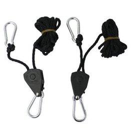 Rising Sun RisingSun XXL Adjustable Nylon Wire Pulleys - 75 lbs.