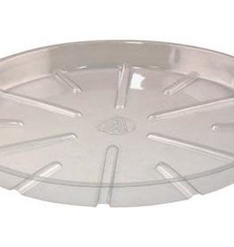 Bond Bond Clear Plastic Saucer 21 in