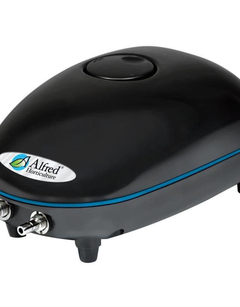 Alfreds Alfred Air Pump 4 Outlets, 540 LPH / 142.6 GPH, 5 Watt