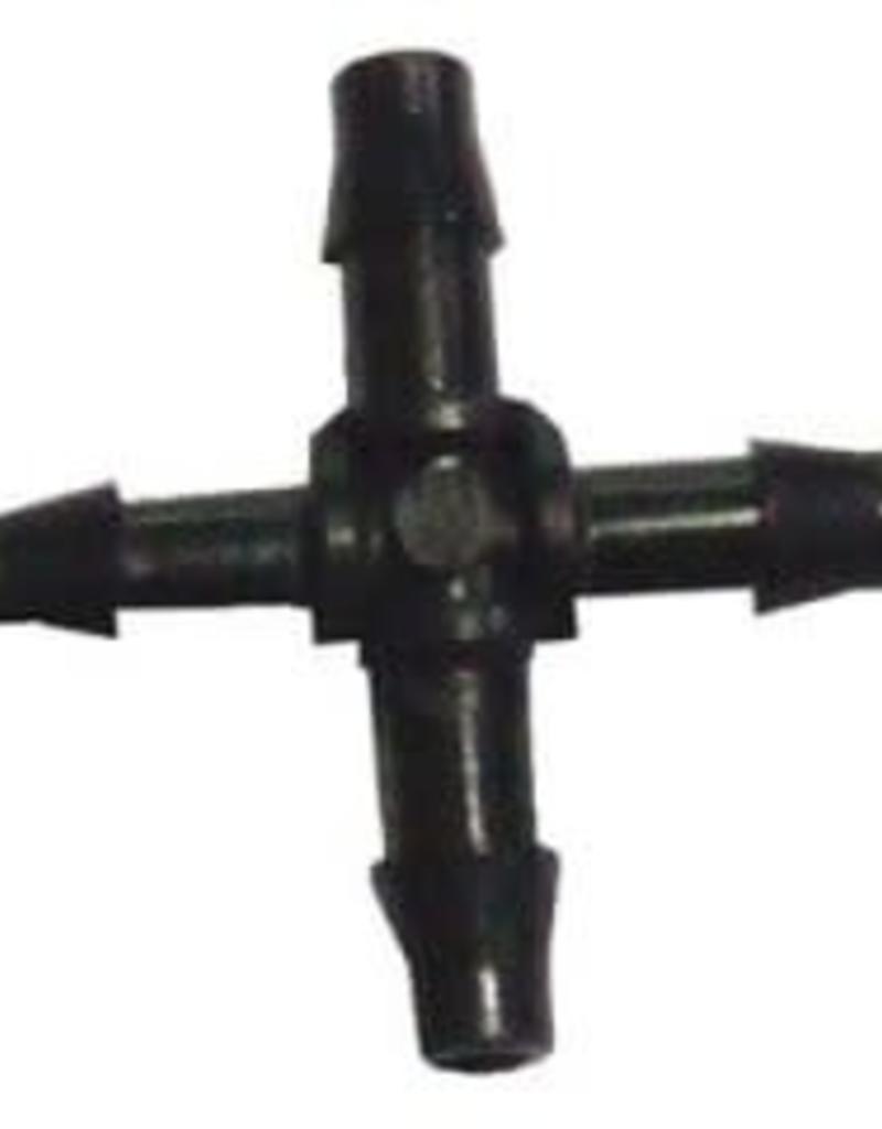 Antelco Antelco Barb Cross 1/8 inch single