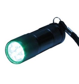 Grower's Edge Grower's Edge Green Eye LED Flashlight