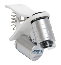 Active Eye Active Eye Universal Phone Microscope 60x w/ Clamp